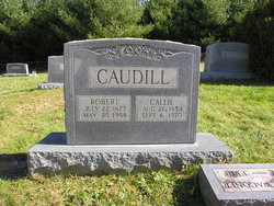 Callie <I>Woods</I> Caudill
