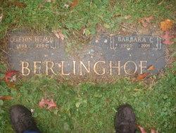 Barbara Fowler <I>Cone</I> Berlinghof