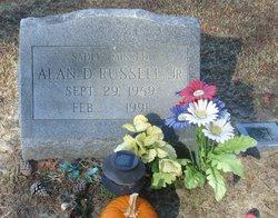 Alan D Russell, Jr