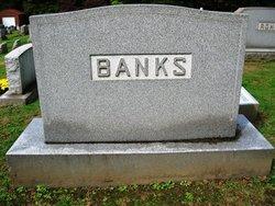 Mary Elizabeth <I>Mateer</I> Banks