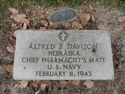 Alfred J Davison
