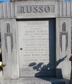 Rosalie <I>Sciacca</I> Russo