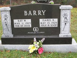 Ray W Barry