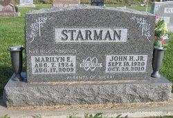 Marilyn Ellen <I>Hilgenbrinck</I> Starman
