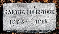 Martha Jane <I>Emmons</I> Colestock