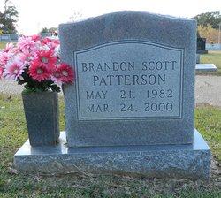 Brandon Scott Patterson