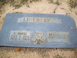 Clayton Reed Lineberry