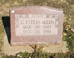 """C. T. """"Ted"""" Allen"""
