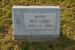 Rose Ann <I>Puchansky</I> Hmel