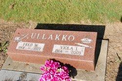 Viola I. Ullakko