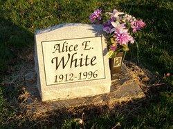 Alice E White