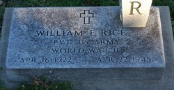William E Rice
