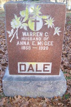 Warren C Dale