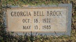 Georgia Bell Brock