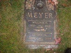 Esther M. <I>Glover</I> Meyer