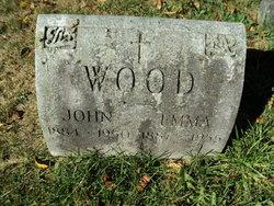 Emma <I>Casbaker</I> Wood