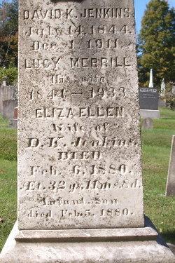 Lucy <I>Merrill</I> Jenkins