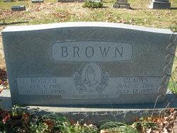 Gladys <I>Walters</I> Brown
