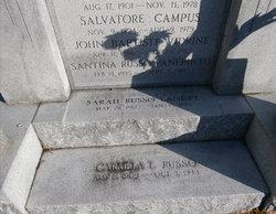 Sarah <I>Russo</I> Landry