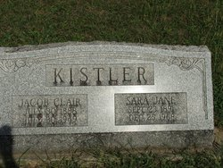 Jacob Clair Kistler