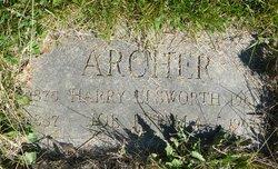 Harry Elsworth Archer