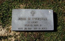 Jesse M Thornell