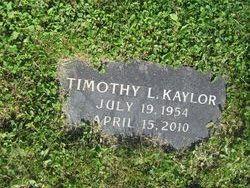 Timothy L. Kaylor