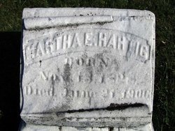 Martha E Hartig