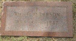 William H Anderson