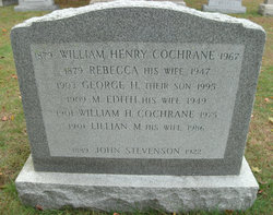 George Henry Cochrane