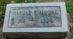 Harold R Moore