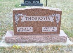 LuElla Ruth <I>Jensen</I> Thoreson