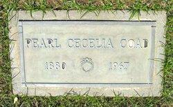 Pearl Cecelia <I>Babb</I> Coad