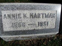 Annie K Hartman