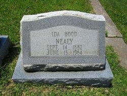 Ida Pearl <I>Hood</I> Nealy
