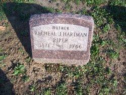 Racheal <I>Hartman</I> Miller