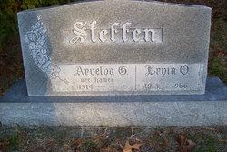 """Arvelva G """"Dede"""" <I>Hamer</I> Steffen"""