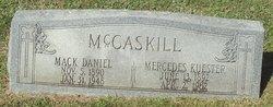 Mercedes <I>Kuester</I> McCaskill