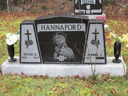 Peter G Hannaford