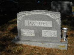 Frank Manuel