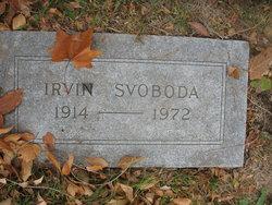 Irvin Svoboda