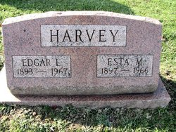 Edgar L Harvey