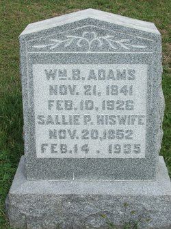 William B Adams