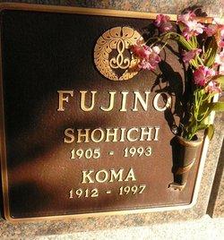 Mrs Koma <I>Uno</I> Fujino