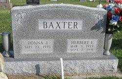Herbert Eugene Baxter