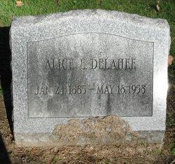 Alice E. Delahee