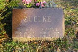 Alfred E Zuelke