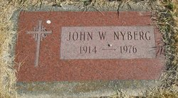 John W Nyberg