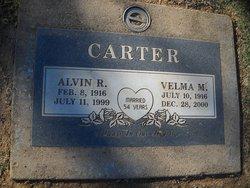 Velma Marjorie <I>Slipsager</I> Carter