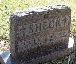 John J Sheck